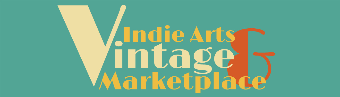 Indie arts and vintage marketplace